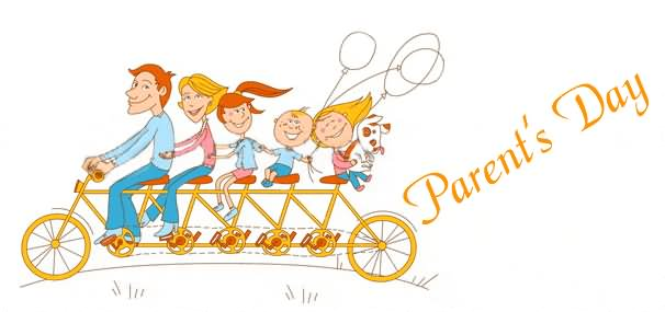 Parents Day Clip Art From Kids