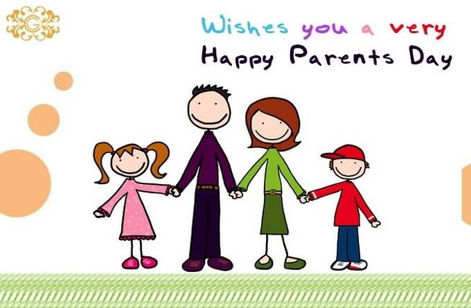 Parents Day Clip Art