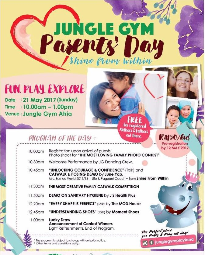 Parents Day Date 2017 Celebration