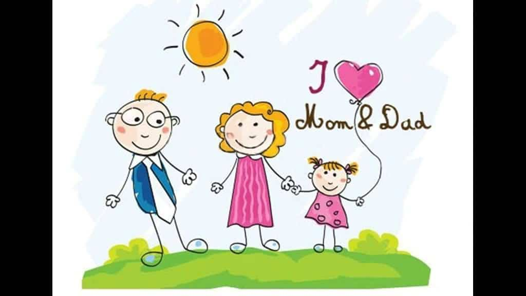 Parents Day Dp For WhatsApp Image