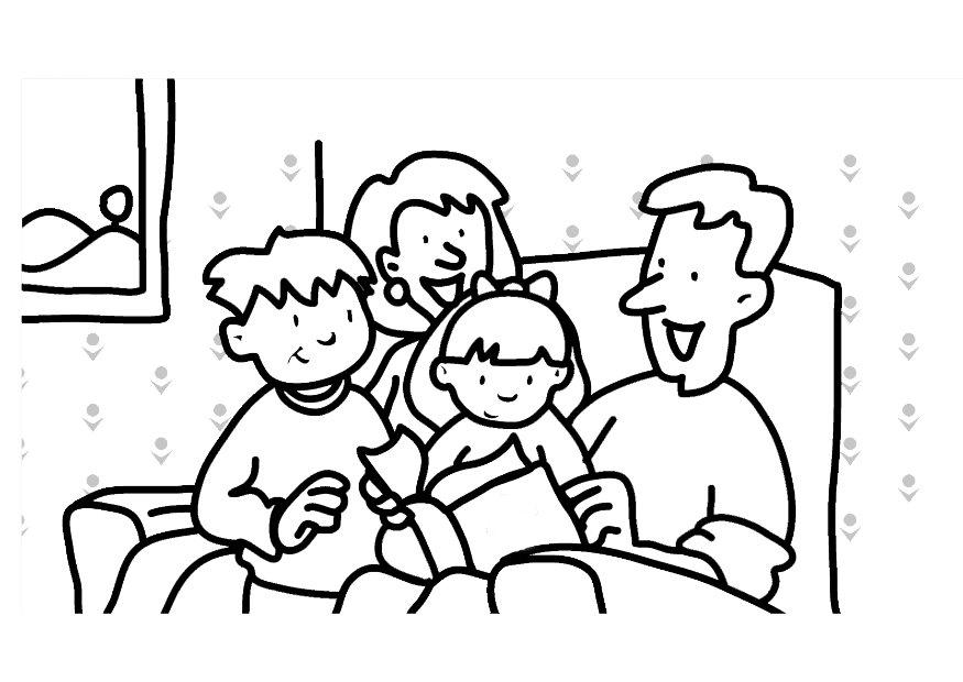 Parents Day Drawing Pic