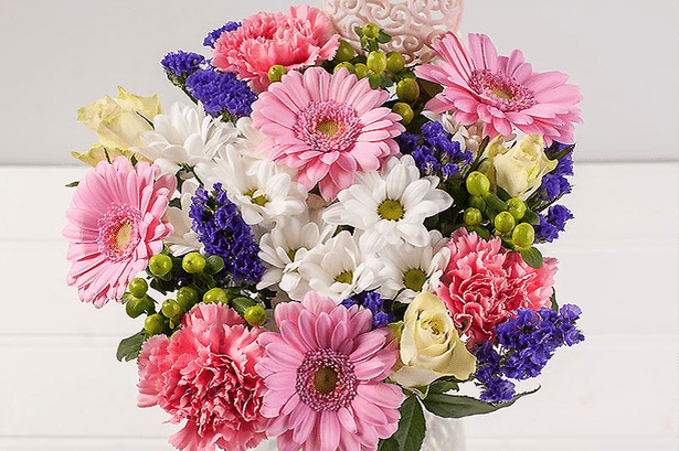 Parents Day Flowers Image Free
