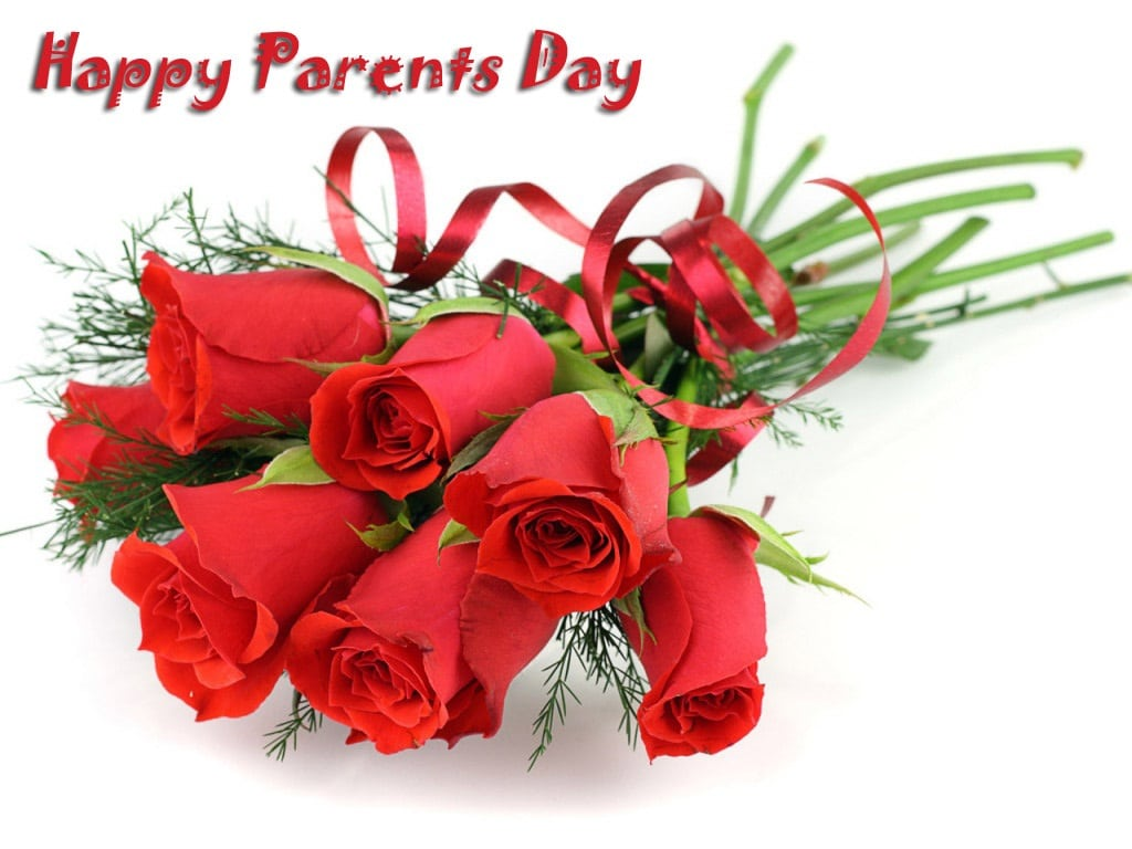 Parents Day Flowers Image