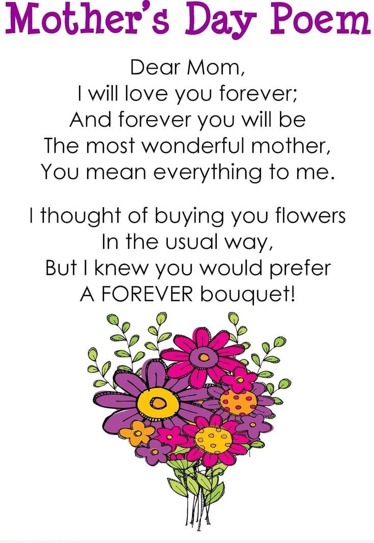 Parents Day Poems For Dad & Mom