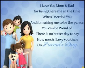 Parents Day quotes Image For Mom
