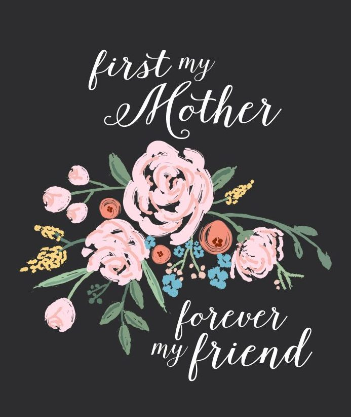 Print Mothers Day Picture