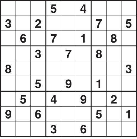 Print Sudoku Online