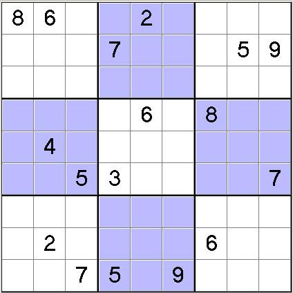 Printable Sudoku Chart