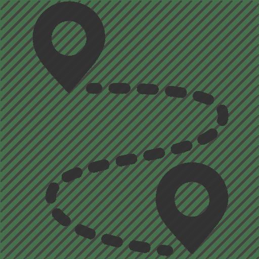 Route Map Symbol