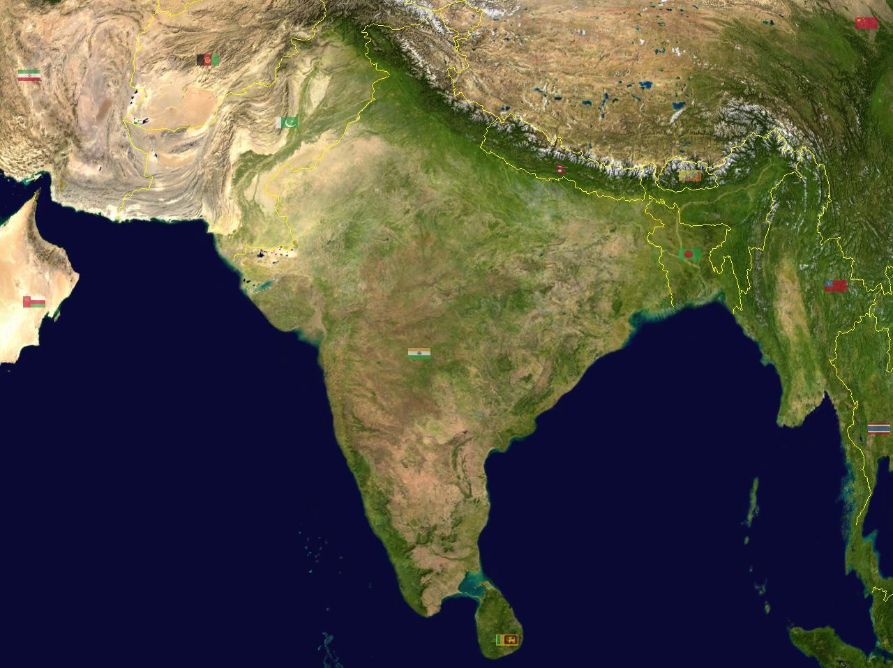 Satellite Map Download