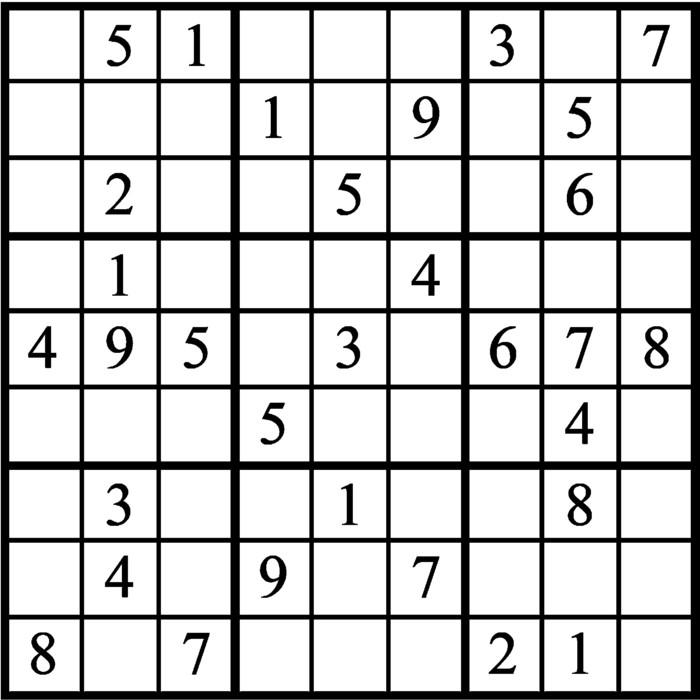 Save Classic Sudoku