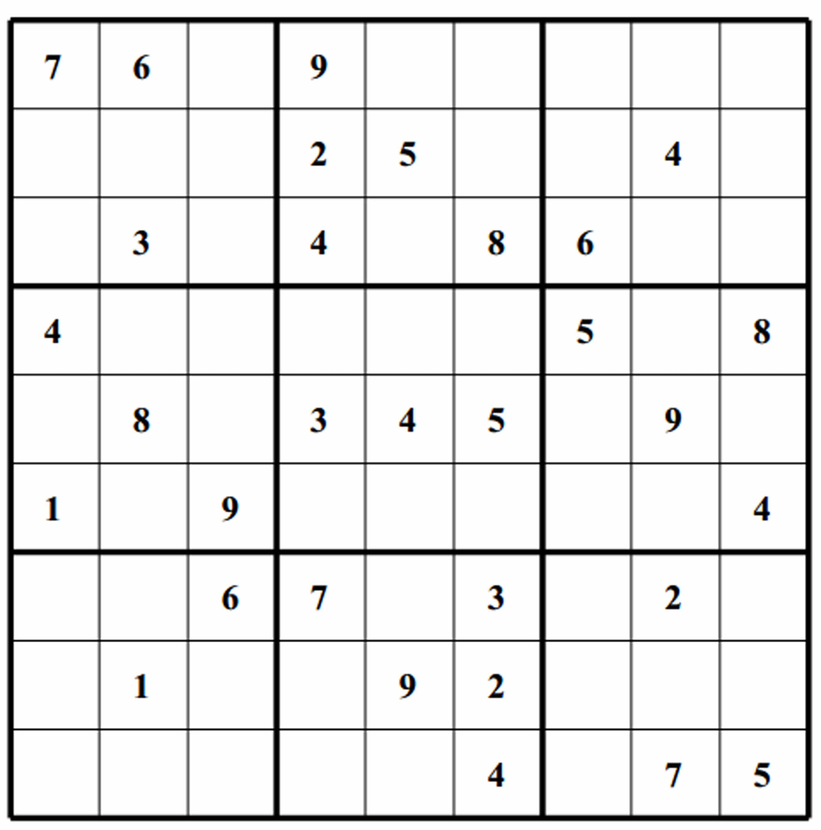 Save Easy Sudoku Puzzles