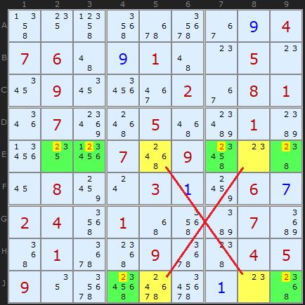 Save Sudoku Strategy