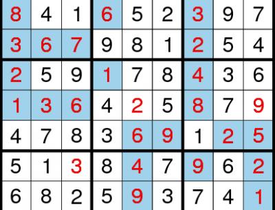Solve Classic Sudoku