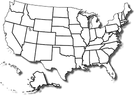 State Map Drawing