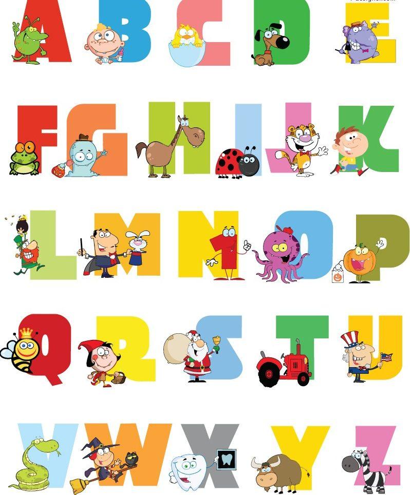 Stylish Alphabet Letters