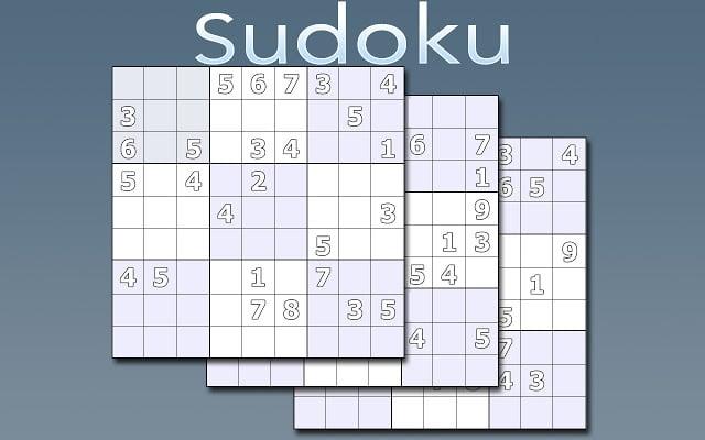 Sudoku Chrome Online