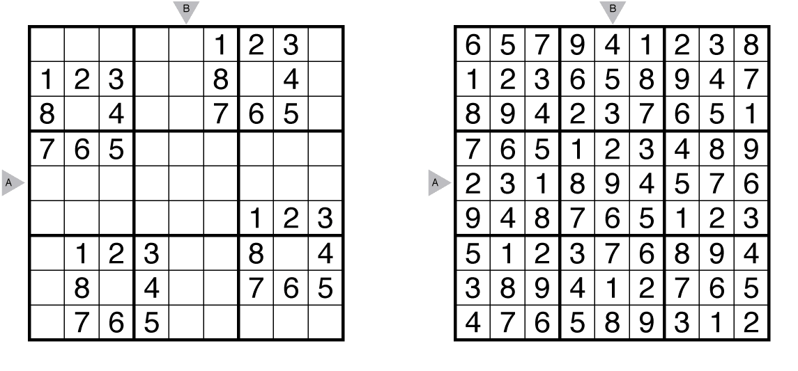 Sudoku Easy Rules