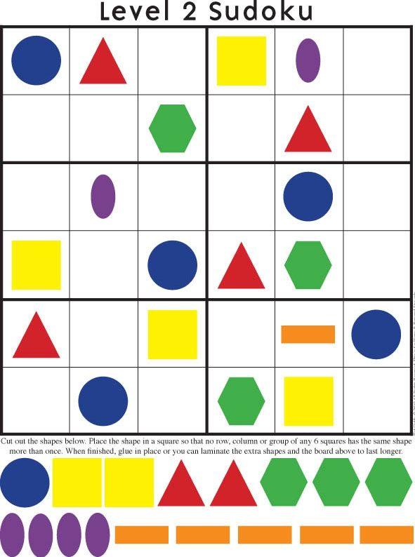 Sudoku For Kids Image