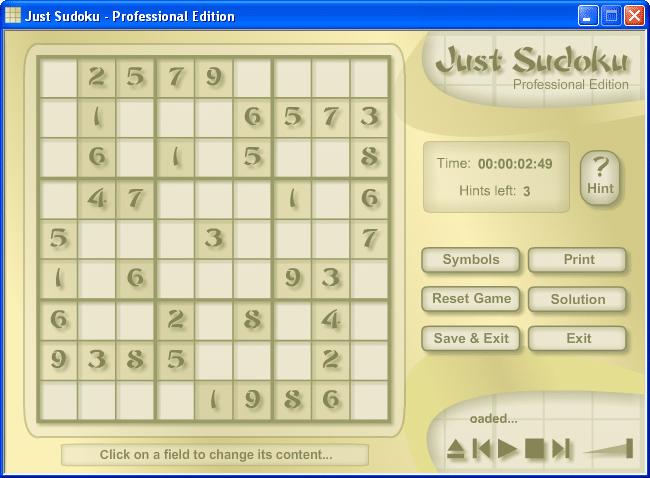 Sudoku Free Game Download