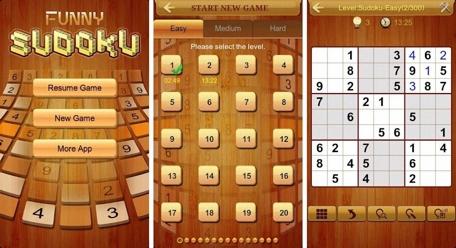 Sudoku Free Game Idea