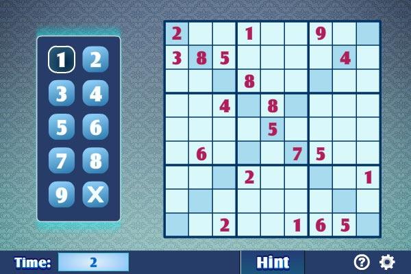 Sudoku Free Game