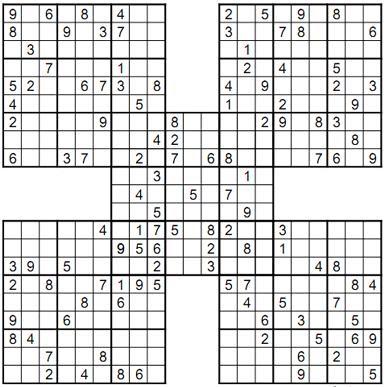 Sudoku Free Print