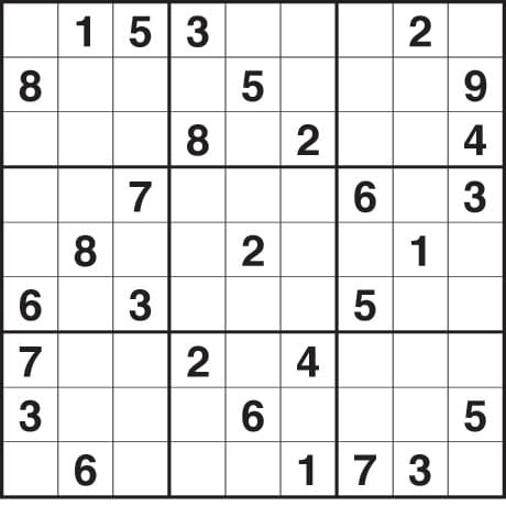 Sudoku Free Printable 4 Page