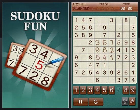 Sudoku Fun Game