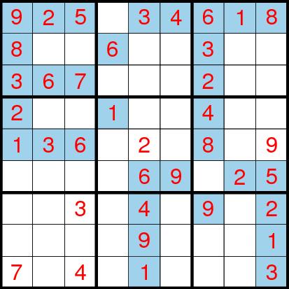 Sudoku Game Easy