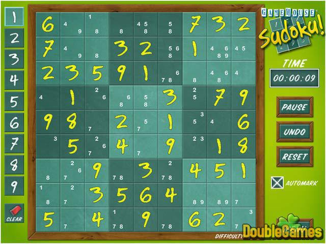Sudoku Game Free Download