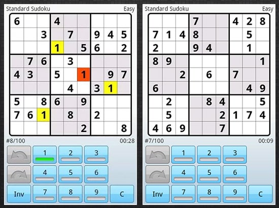 Sudoku Game Free Idea