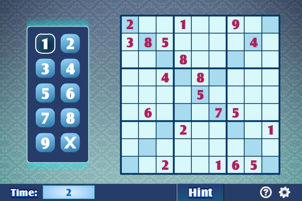 Sudoku Game Free Image