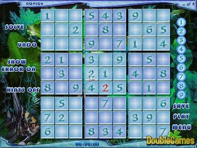 Sudoku Game Free Pic