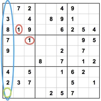 Sudoku Game Rules