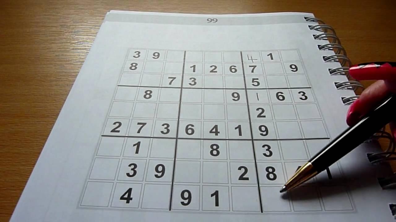 Sudoku Game Trick