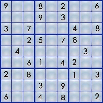 Sudoku Hard Game