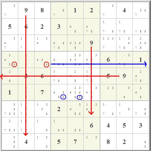 Sudoku Hints Advanced