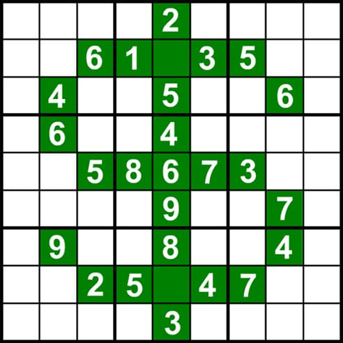 Sudoku Image Online