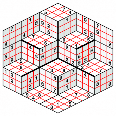 Sudoku Logic Online