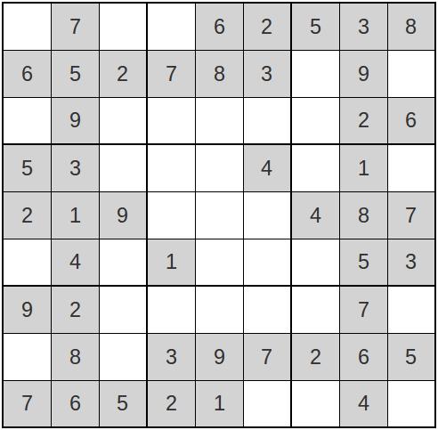 Sudoku Online Free Game