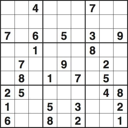 Sudoku Online Free Medium