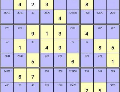 Sudoku Online Idea