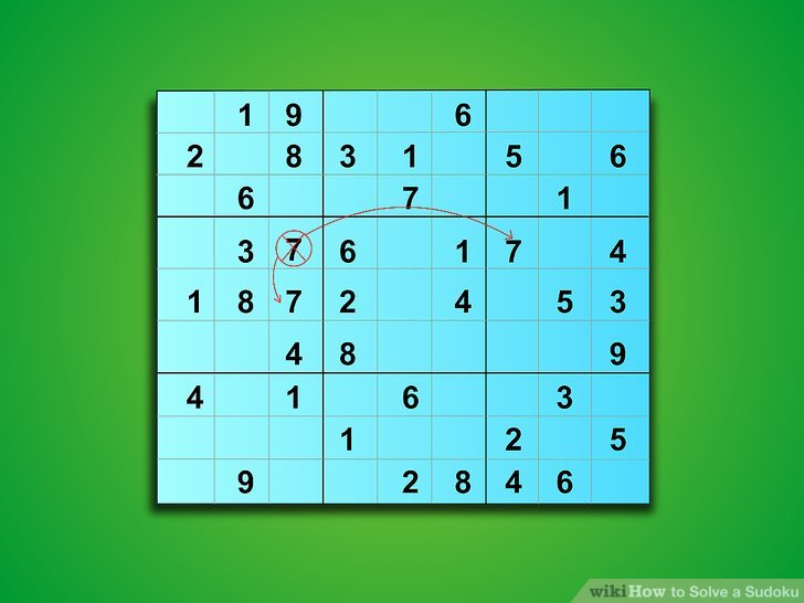Sudoku Picture Online
