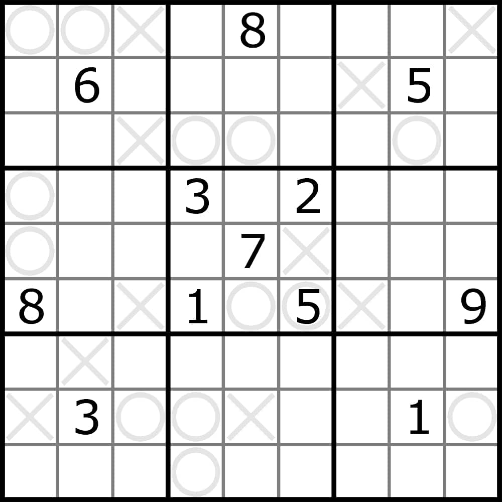 Sudoku Printable Grids Image