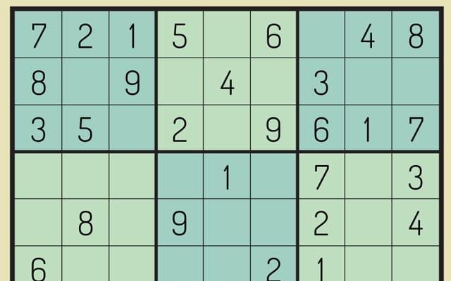 Sudoku Puzzle Online Free