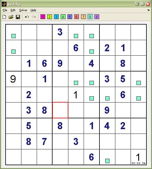 Sudoku Puzzle Solver Online