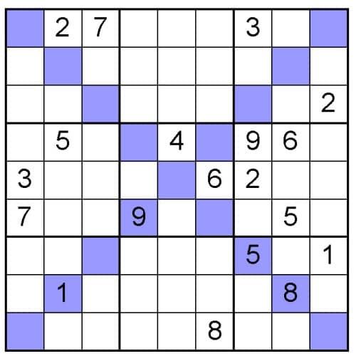 Sudoku Puzzles Print Online