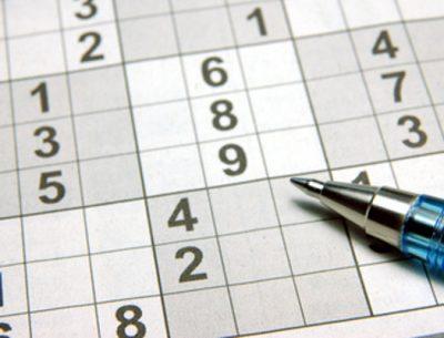 Sudoku Puzzles Print Sheet