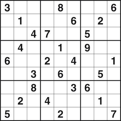Sudoku Puzzles Printable